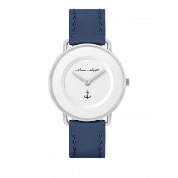 Armbanduhr Dunkelblau