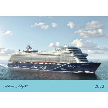 Mein Schiff Jahreskalender 2022