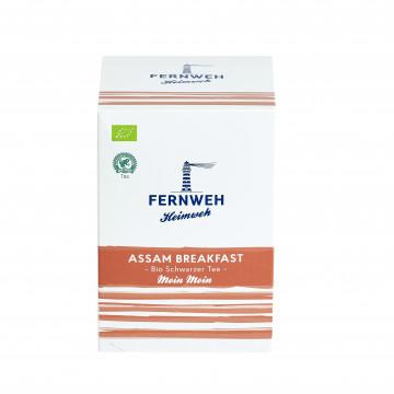 Bio Schwarzer Tee Assam Breakfast