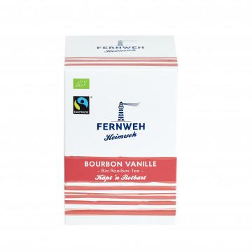 Bio Rooibos Tee Bourbon Vanille