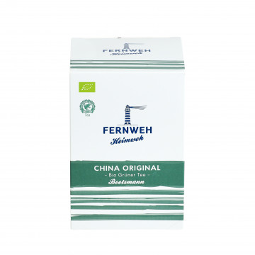 Bio Grüner Tee China Original