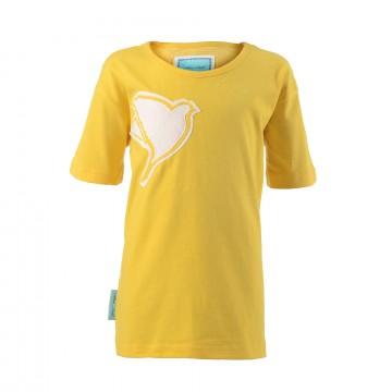 Kinder T-Shirt Gelb