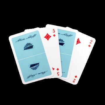 Kartenspiel Rommé