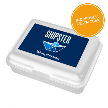 Individualisierbare Lunchbox Shipster