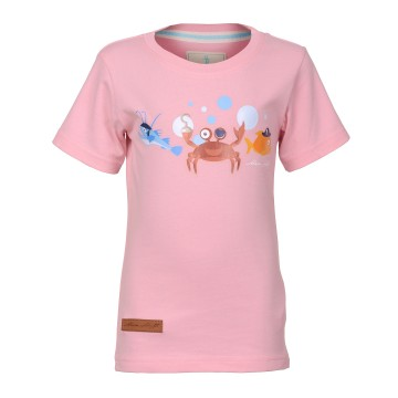 Kinder T-Shirt Rosa